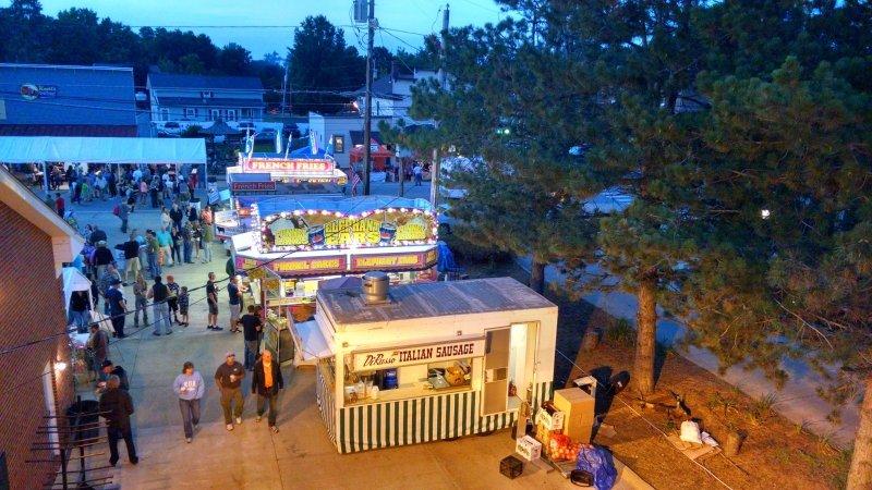 Street Fair – Friday